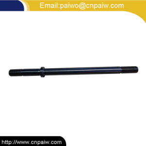 CNC Machining Forged SAE4140 Steel Shaft by Custom′s Drawing pictures & photos