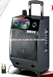 Battery Speaker with Laser Light (PST-4004)
