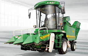 3 Row Efficient Harvesters 4yzp-3X for Corn pictures & photos