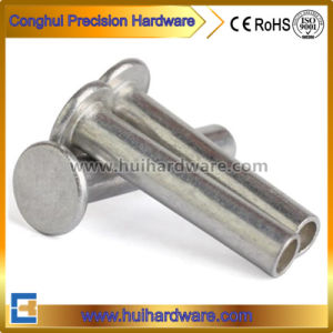Made in China Semi-Hollow Rivets Stainless Steel Semi Tubular Rivet pictures & photos