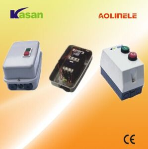 Hot Sell AC Contactor Magnetic Starter pictures & photos