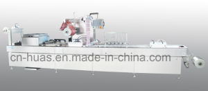 Full-Automatic Food Modified Atmosphere Packaging Machine pictures & photos