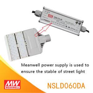 Bridgelux 5 Year Warranty 60W LED Street Outdoor Lighting