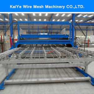 Reinforcing Steel Bar Wire Mesh Welding Machine pictures & photos
