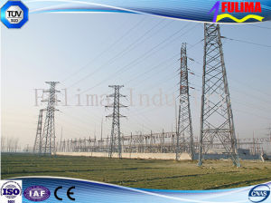 Customized Transmission Line Angle Steel Tower (FLM-ST-016) pictures & photos