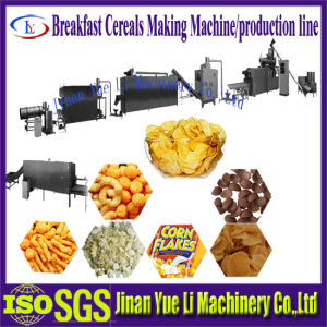 Full Automatic Corn Flakes Production Machine