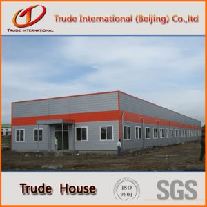 H Steel Frame Modular/Mobile/Prefab/Prefabricated Store /Warehouse pictures & photos