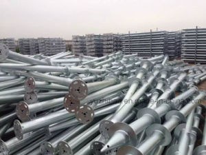 Solar System Ground Anchor Pile, Hot DIP Galvanized Ground Screw pictures & photos