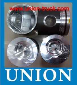 Doosan De12 De12t De12tis Piston Kit for Construction Machinery pictures & photos