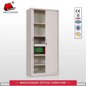 Metal Shutter Door Office Furniture Tambour Door Cabinet pictures & photos