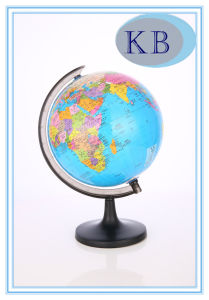 Cheap Mini Sticker World Globes 21.4mm pictures & photos