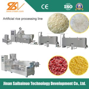 Automatic Instant Rice Machine pictures & photos