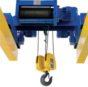 20t Electric Chain Wire Rope Hoist for Sale pictures & photos