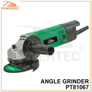 Powertec 570W 115/125mm Electric Angle Grinder (PT81067) pictures & photos