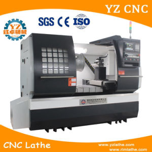 Small CNC Lathe for Sale pictures & photos