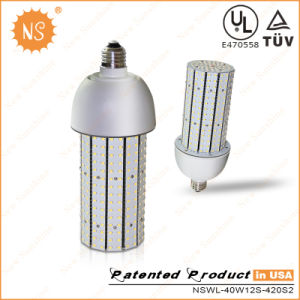 TUV UL Listed 130lm/W 40W SMD LED Corn Bulb pictures & photos