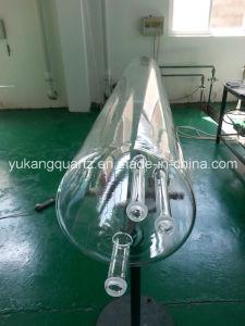 Large Diameter Processed Quartz Furnace Tube pictures & photos