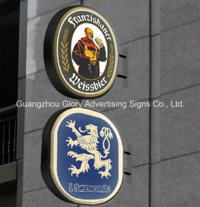 Advertising Acrylic Lighting Box LED Lightbox pictures & photos