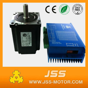 86mm Frame Size Stepper Motor with Encoder pictures & photos