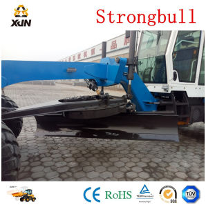 Agriculture Laser Land Leveling Machine 120HP Motor Grader for Sale pictures & photos