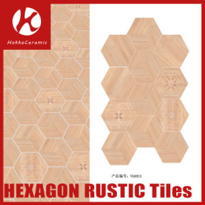Factory Direct Selling Hexagon Tiles New Design Wall Tile Factory in China pictures & photos