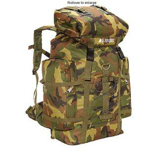 Camping Hiking Camo Military Bag Belts Backpack Products