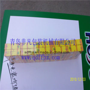 Servo Motor Control Automatic Tablet Carton Box Shrink Wrapping Machine pictures & photos