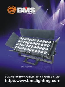 48PCS RGBW 4in1 LED Wall Wash Stage Light (BMS-RGBW-48) pictures & photos