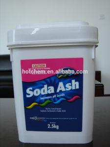 China Soda Ash Light/ Sodium Carbonate pictures & photos