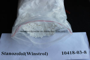 Anabolic Pure Steroid Winstrol Stanozolol pictures & photos