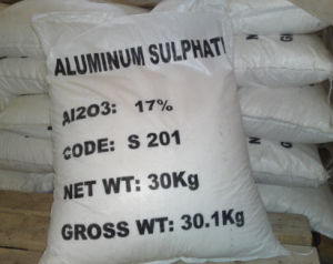 17% Aluminium Sulphate for Water Treatment pictures & photos
