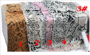 Tiger Pattern Viscose Scarf (UDXW03-1)