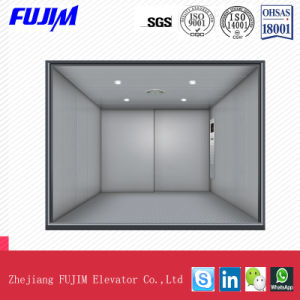 Big Space Freight Elevator with Stainless Steel pictures & photos