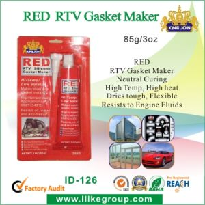 High Temperature Resistance Molding RTV Silicone (ID-128) pictures & photos