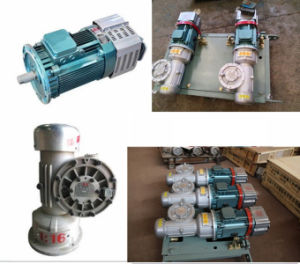 Rack and Pinion Elevator for Sale by Hstowercrane pictures & photos