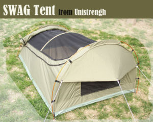 2person+ Heavy Duty Outdoor Camping Swag Tent pictures & photos