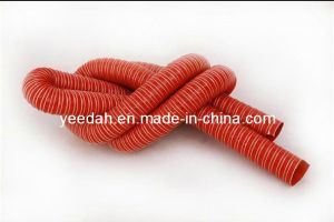 Silicone Hose with Steel Cord Reinforced pictures & photos