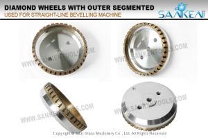 Diamond Wheel Has Outer Segmented pictures & photos