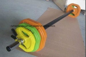 20kg Barbell Dumbbell Set pictures & photos
