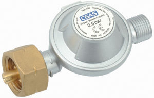 LPG Euro High Pressure Gas Regulator (H30G16B2.5) pictures & photos