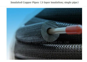 Thick Insulated Copper Coils for Air Conditioner