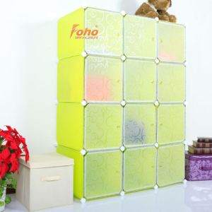 Simple DIY Wardrobe with Panels Size 45X35cm (FH-AL001231-12) pictures & photos