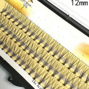 Lili Beauty Volume Eyelash 8mm 18mm Individual False Cluster Eye Lash Extension Private Label Tray Kit pictures & photos