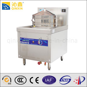 Large Power Electric Steamer for Restaurant (QX-QXL) pictures & photos