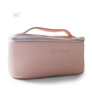 Brand New Custom Printing Leather Cosmetic Makeup Lady Bag  pictures & photos
