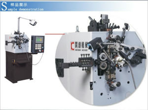 Kct-8c 0.1mm to 0.8mm CNC Compression Spring Coiling Machine&Torsion Spring Coiling Machine pictures & photos