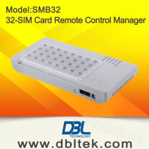 GSM SIM Bank/GSM SIM Server/Remote SIM Card Manager/Remote SIM Cards Emulator With 32 Ports Smb32 pictures & photos