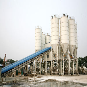 Large Ready Mixed Concrete Mixing Plant (Hzs120) pictures & photos