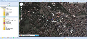 GPS Tracking Software GPRS01 GPS Server Tracking Software pictures & photos