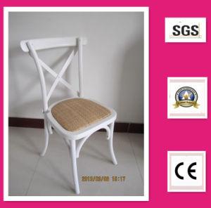 Bistro Antique Cross Back Chair